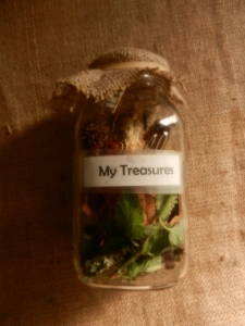 My Treasures Jar