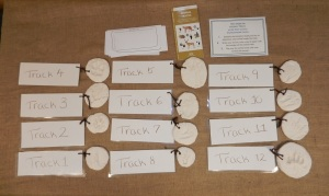Animal Track Identification Game