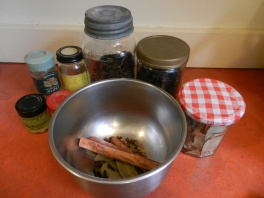 Wild Leek Pickling Spices