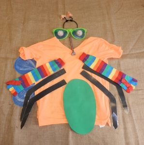 Butterfly Dress Up Costume, Educational, Buzz Into Action