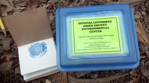 Essex County Environmental Center Letterbox