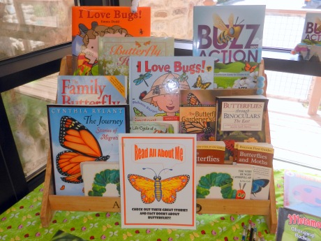 Butterfly Reading Zone