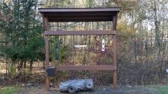 Bird Feeding Station at Essex County Environmental Center