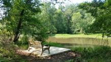 Fishing River Spot on Passaic River