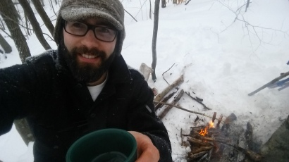 Cheers to my Bushcraft Friends