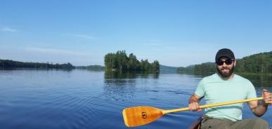 David alexander, Lake Lila, Adirondacks
