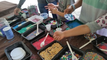 Make and Take Mandala Craft
