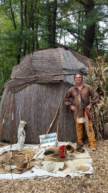 Traditional Earth Skills at Lenape Learning Area