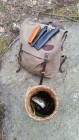 Bushcraft and fishing