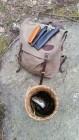 Bushcraft and fishing
