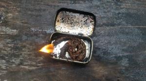 Bear Fat Dogbane wick Candle