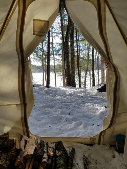 snowtrekker door