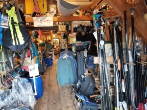 Raquette River Outfitters Shop