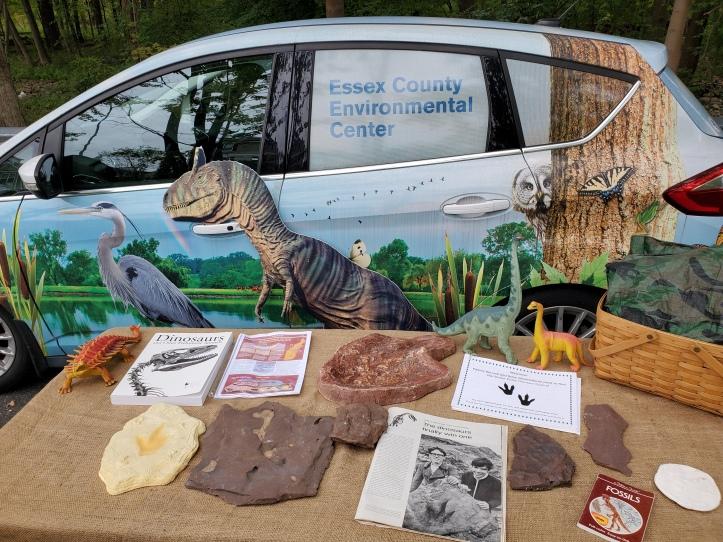 Walter Kiddie Dinosaur Park Tour, David Alexander, Naturalist (2)