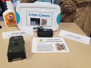 critter camera, natureintoaction