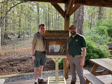 Little Free Library, Promoting Environmental Literacy