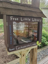 environmental literacy, little free library